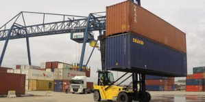 30 years of Hyster container handlers at BCTN inland terminals.