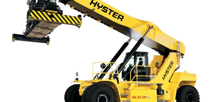 Hyster to electrify big trucks.