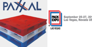 Paxxal Inc. to exhibit at Pack Expo 2017 with new North American pallet design .