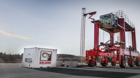 Kalmar and DP World London Gateway to pilot industry first fast-charging solution for electric powered shuttle carrier.