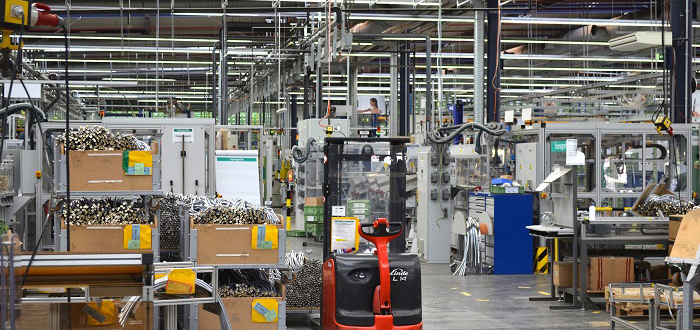 Fronius battery charging technology boosts energy efficiency at Hansgrohe.