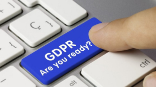 "The GDPR: 80% of UK companies face ""major challenges"" for compliance by May 2018."