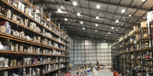 Interest-free Carbon Trust loan helps truck dealer enjoy instant energy savings.