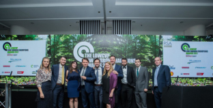 CNG Fuels' renewable biomethane wins Low Carbon Fuel Initiative of the Year.