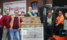 Windsor Helps FareShare Fight Food Waste.