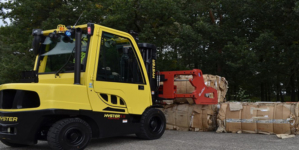 """More than just paper"" – Hyster Europe reveals diverse recycling industry solutions at IFAT 2018"
