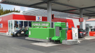 Powerswap reveals news of their radical solution for charging electric vehicles.