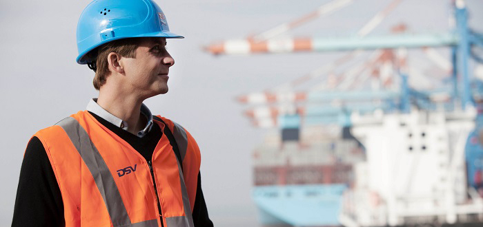 DSV OFFERS SHORT SEA SOLUTION FOR A LEANER AND GREENER SUPPLY CHAIN.