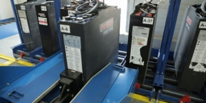 Advanced battery and charging technologies from EnerSys® boost dm-drogerie markt's warehouse productivity.
