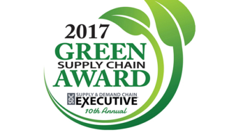 Tyco Retail Solutions wins 2017 Green Supply Chain Award from Supply & Demand Chain Executive.