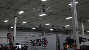 Don Schumacher Racing Installs MacroAir Fans for Fast Savings.
