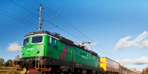 Green Cargo: electric trains key to reducing Europe's carbon emissions.