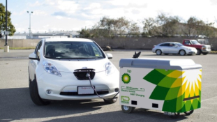 BP invests in mobile electric vehicle charging to deliver rapid charging at retail sites.