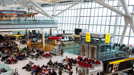 Northrop Grumman to Provide Complete Refresh of Ground-to-Air Radio Communications at London's Heathrow Airport.