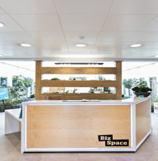 LED upgrade slashes energy usage and carbon footprint by 71% for BizSpace's refurbished SW London business centre