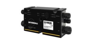 Interroll Pallet Control PC 6000 enables zero-pressure pallet conveyance.