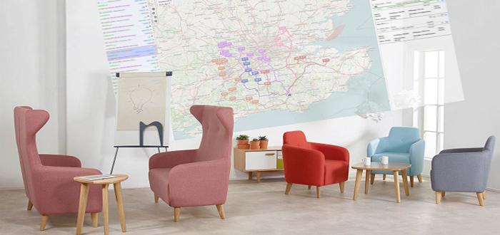 Maxoptra Helps Furniture Designer Nomique Deliver Best of British Service.