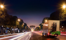 Hiab's MOFFETT E-Series recognised for zero-emission logistics.