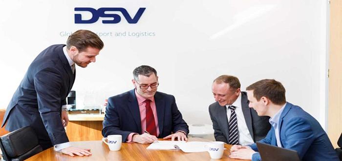 DSV UK wins major aerospace contract.