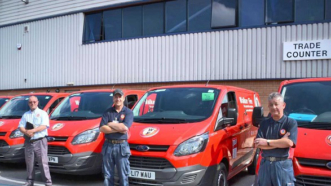 Kinesis Vehicle Tracking Ignites Fuel Savings for Walker Fire Fleet