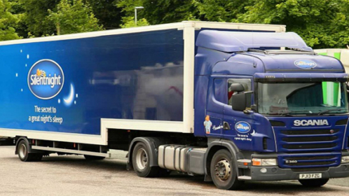 Silentnight saves 400,000 litres of fuel in sustainability drive.