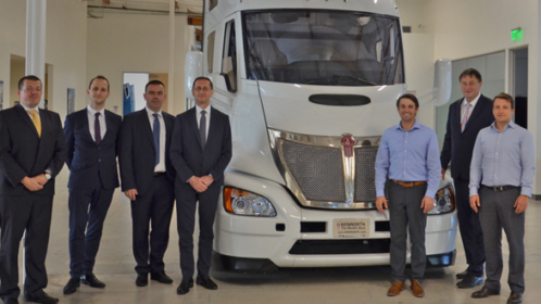 Waberer's May Test Tesla E-Trucks – Leaders Also Met Amazon And PACCAR In The U.S.