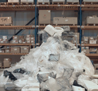 UK based supply chain specialist moves to protect Africa from plastic pollution.
