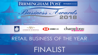 Local Industrial Mats Retailer takes on Selfridges in awards final.