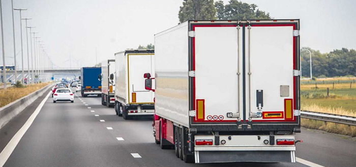New projects look at the future of carbon emission reductions in commercial fleets and freight.