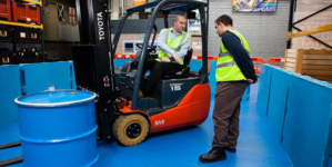 Agency workers at risk due to lack of lift truck training, warns RTITB.