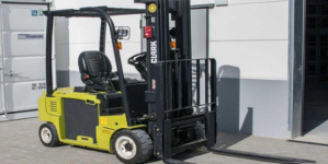 How to improve forklift truck safety in cold weather