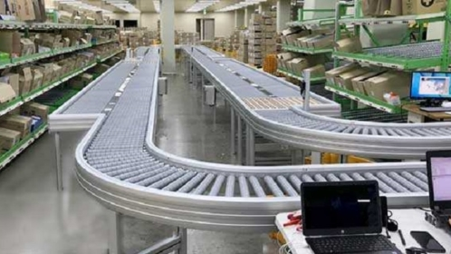 A big Pharma Company in South Korea was able to meet the growing demand, – thanks to the most modern Avancon Conveyor System.