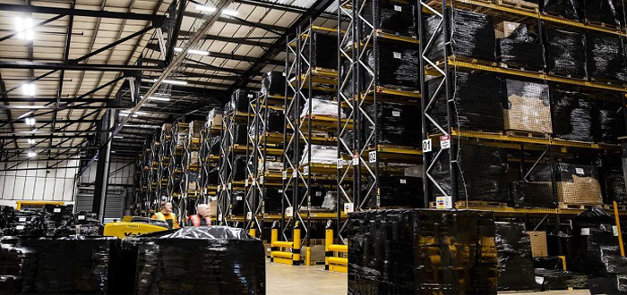 Warehouses Reaching Capacity Require Increased Rack Protection