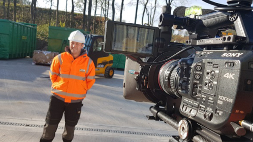 JCB puts safety firmly in focus with new films.