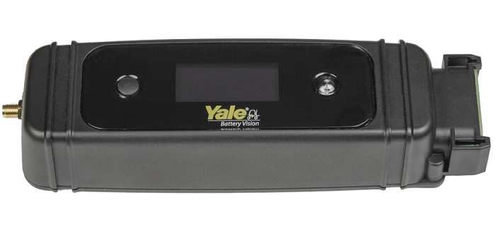 Yale Telemetry Solution Enables Operations to Take Charge of Lift Truck Batteries