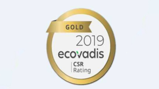 "LPR obtains EcoVadis ""Gold Advanced"" rating"