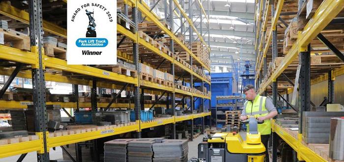 Combi-PPT wins FLTA Safety Award