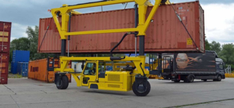 Combilift: tough solutions for handling, storage and logistics
