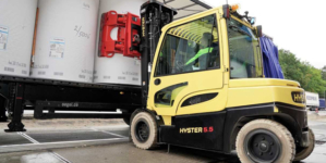 HYSTER EUROPE TAKES 360-DEGREE INDUSTRY SOLUTIONS TO IMHX