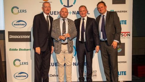 DSV win Road Freight Operator of the Year award at Multimodal 2019