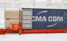 New Combilift Container Slip-Sheet