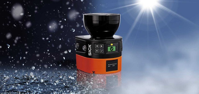 SICK Ventures Outdoors with World's First Safety Laser Scanner certified to IEC TS 62998