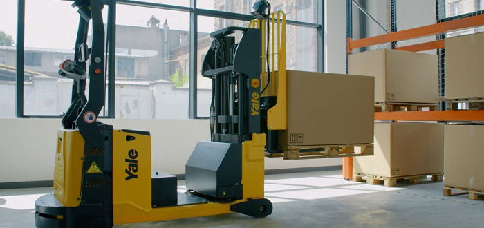 Yale to exhibit robotics solutions in the UK for the first time at IMHX
