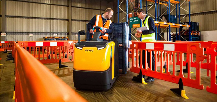 RTITB to Launch a Revolution in Lift Truck Training at IMHX 2019