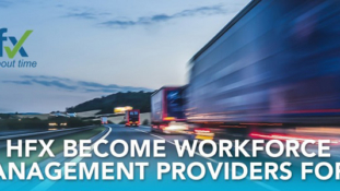 HFX continues to reinforce its position as a leader in workforce management solutions in Logistics and Distribution