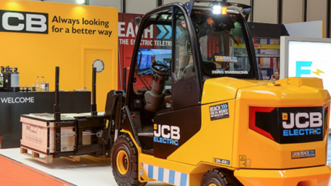 JCB launches second electric Teletruk IMHX 2019