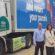 RUGBY MP VISITS HERMES' PARCEL HUB TO VIEW LATEST EXPANSION
