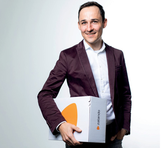 Zalando orders automation from KNAPP for new DC in the Netherlands