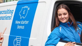 CitySprint recruiting over 500 couriers across the UK for peak season