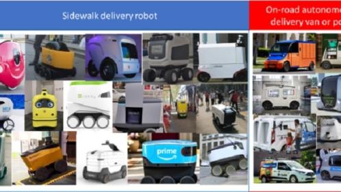 Sidewalk Last Mile Delivery Robots: A Billion-Dollar-Market by 2030?
